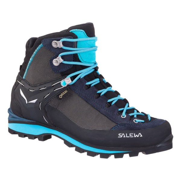 Salewa Crow GTX Womens Premium Navy/Eternal Blue