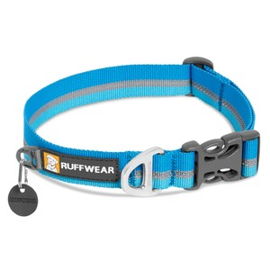 Ruffwear Crag Collar in Blue Dusk