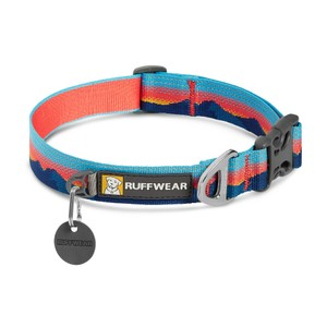 Ruffwear Crag Collar in Sunset