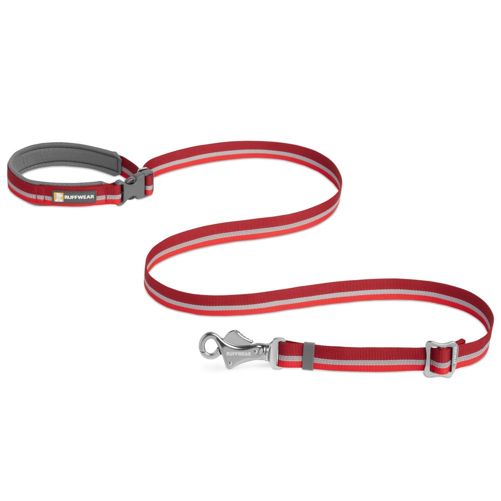 Ruffwear Crag Leash Cindercone Red