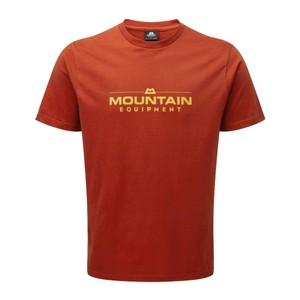 Mountain Equipment Logo Tee Mens