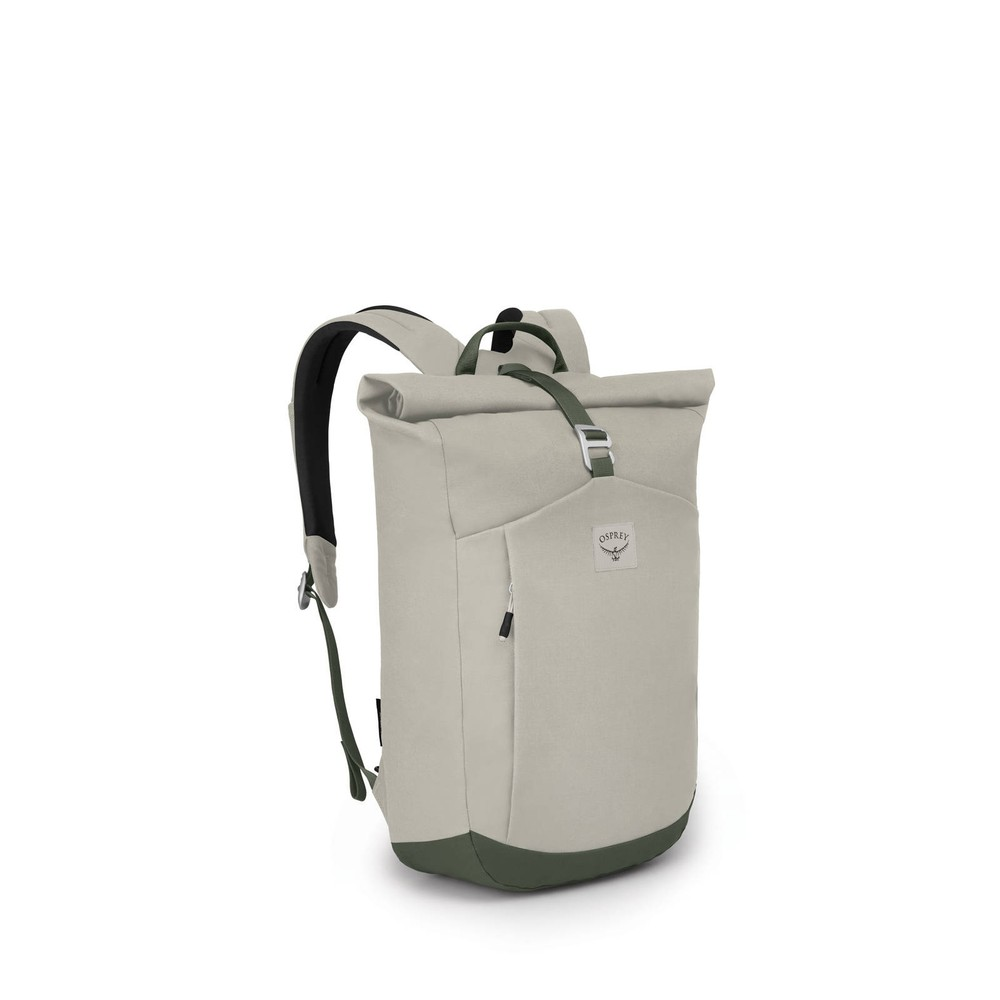 Osprey Europe Arcane Roll Top Lunar Grey/Haybale Green