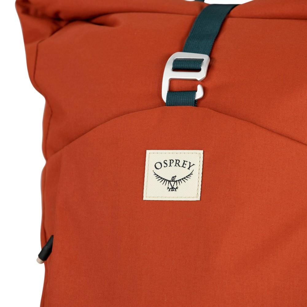 Osprey Arcane Roll Top Umber Orange/Stargazer Blue