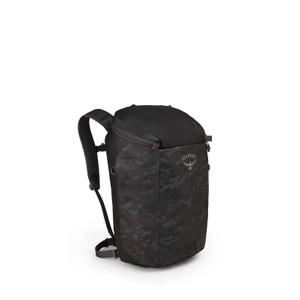 Transporter Zip Camo Black