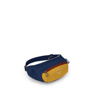 Osprey Daylite Waist in Honeybee Yellow/Deep Sea Blue