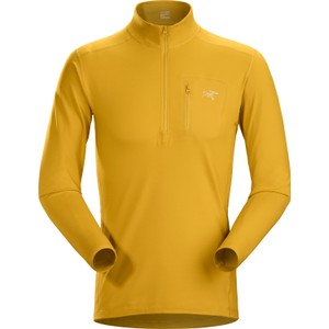 Arcteryx  Rho LT Zip Neck Mens