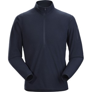 Arcteryx  Delta LT Zip Mens in Kingfisher