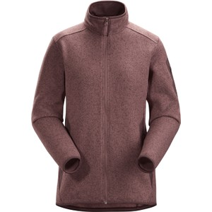 Arcteryx  Covert Cardigan Womens in Inertia Heather