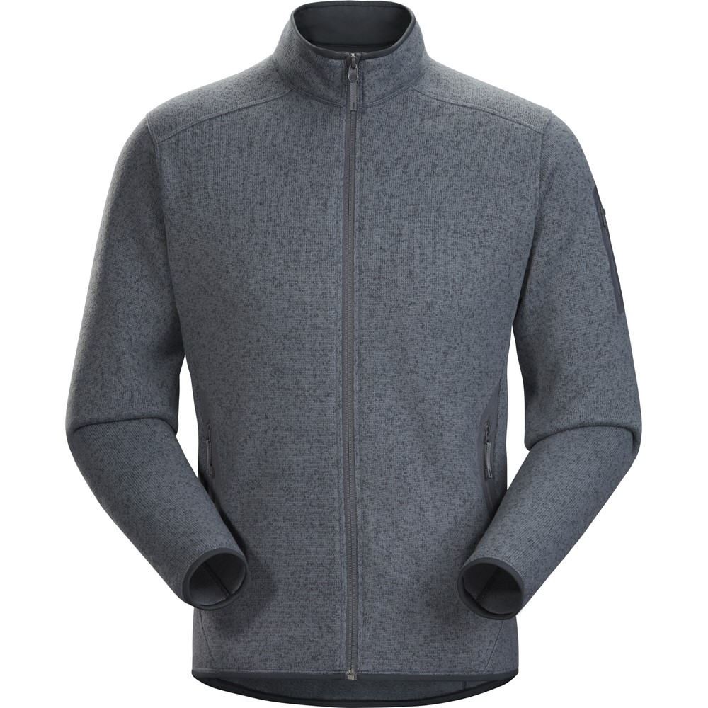 Arcteryx  Covert Cardigan Mens Cinder Heather