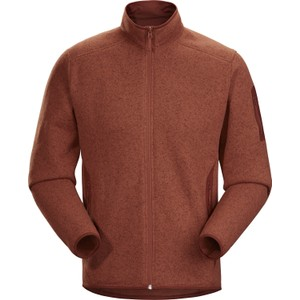 Arcteryx  Covert Cardigan Mens in Sublunar Heather
