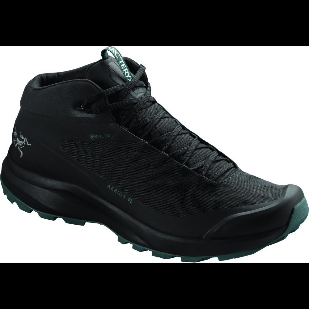 Arcteryx  Aerios FL Mid GTX Shoe Mens Black/Cinder