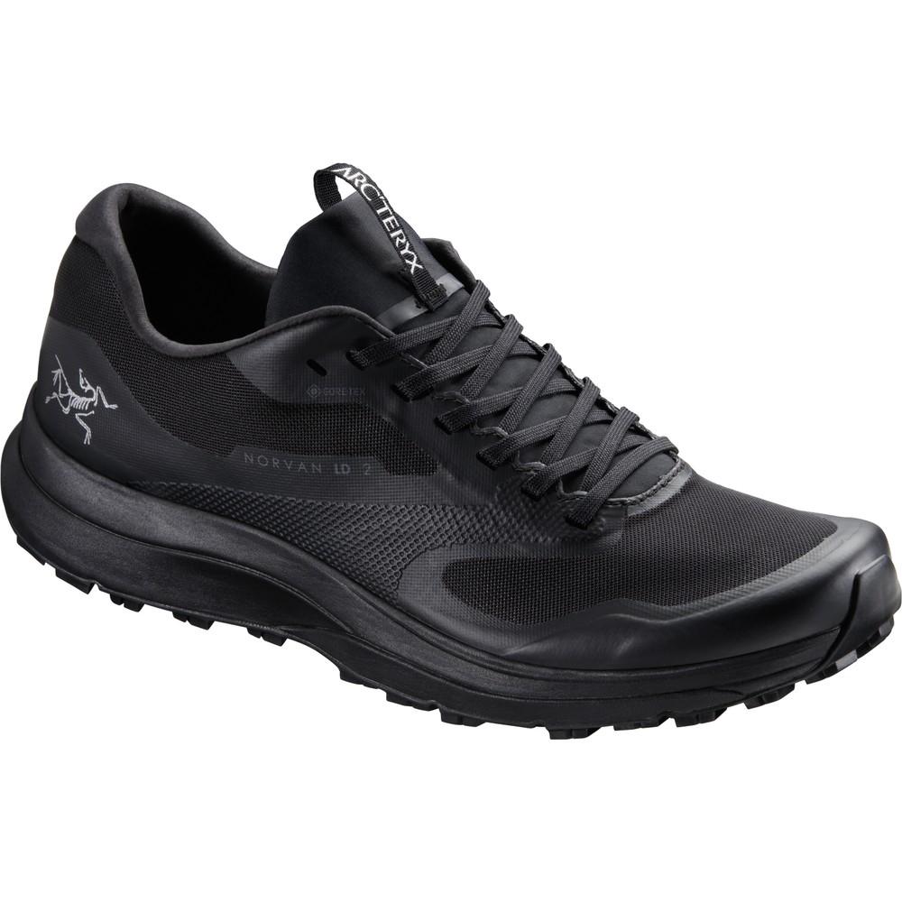 Arcteryx Norvan LD 2 GTX Shoe Mens Black/Black