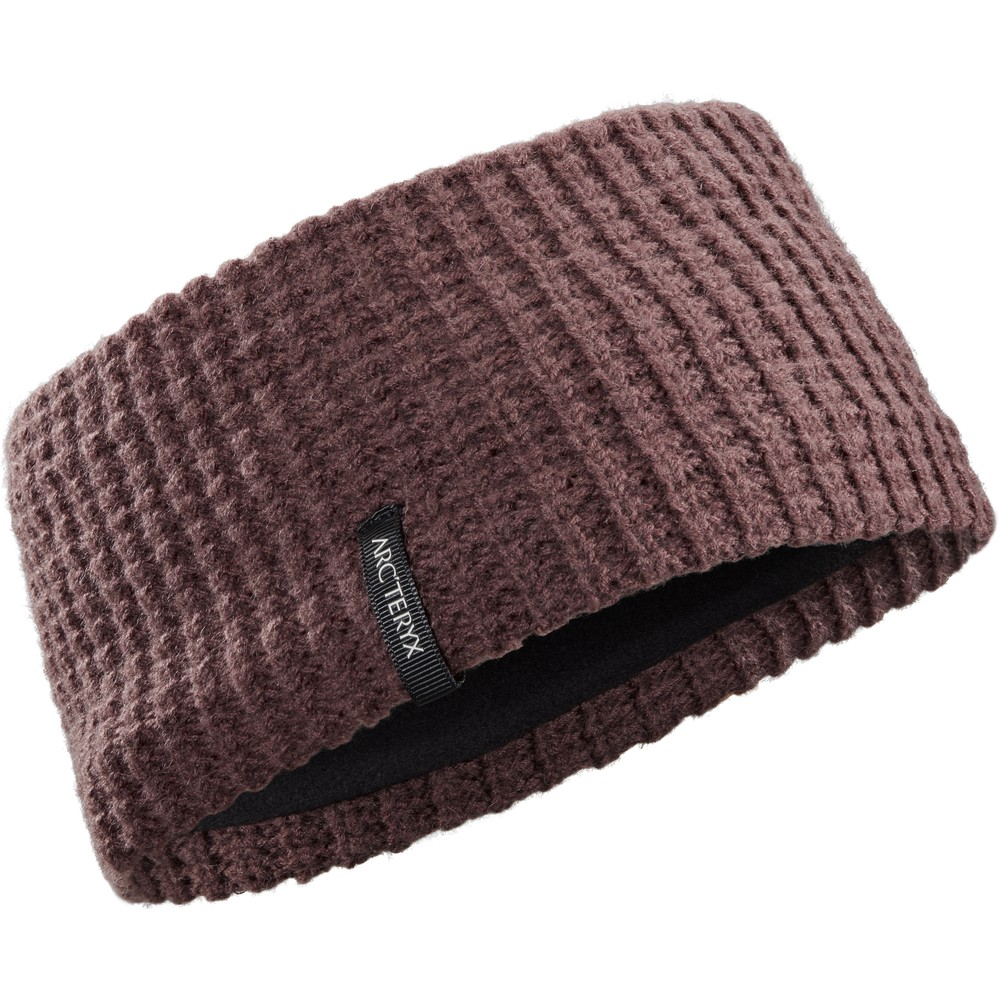 Arcteryx  Chunky Knit Headband Inertia Heather