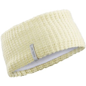 Arcteryx  Chunky Knit Headband in Inspire Heather