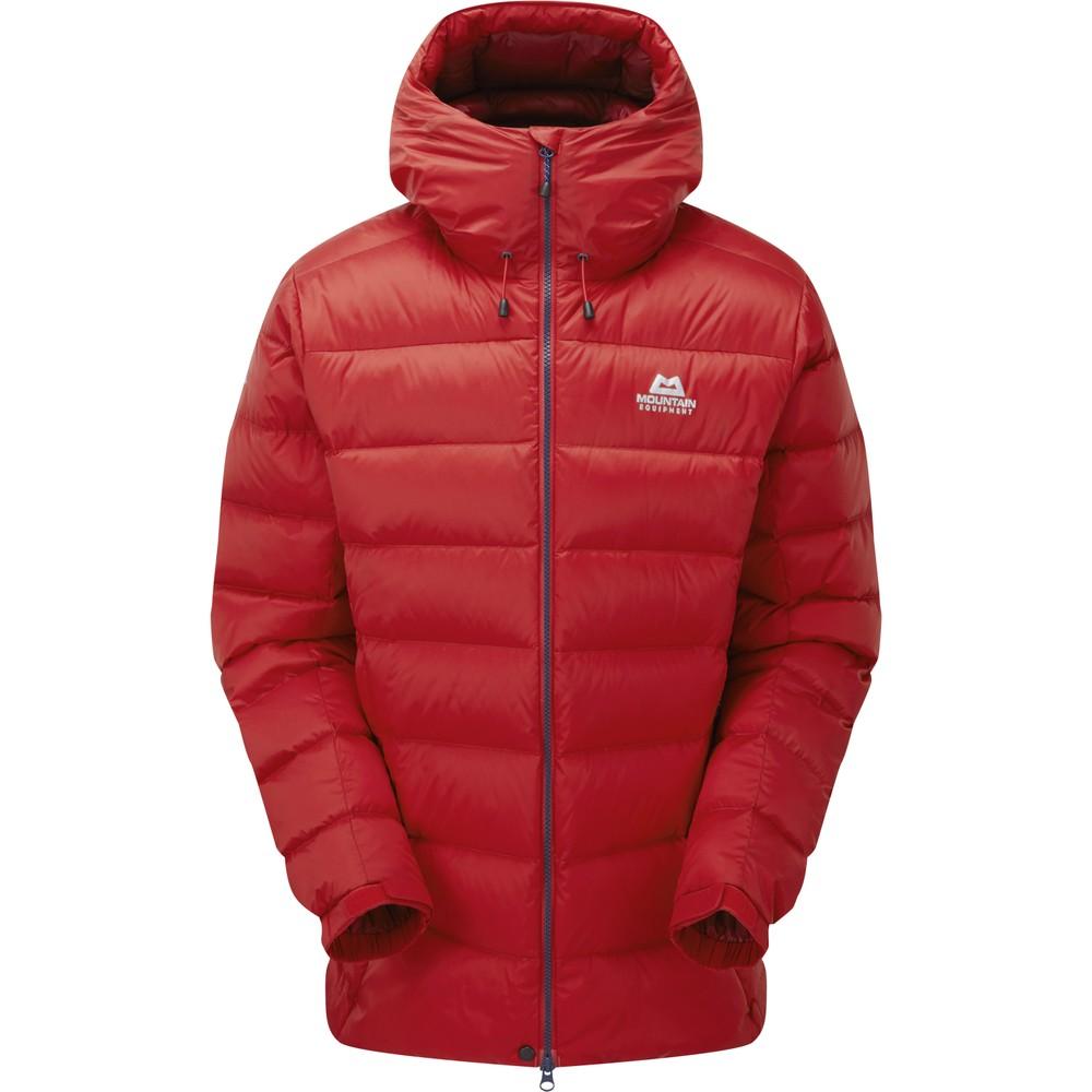Mountain Equipment Senja Jacket Mens Barbados Red