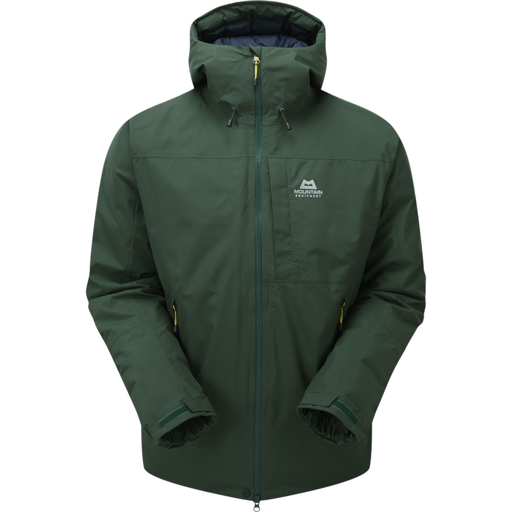 Mountain Equipment Triton Jacket Mens Conifer