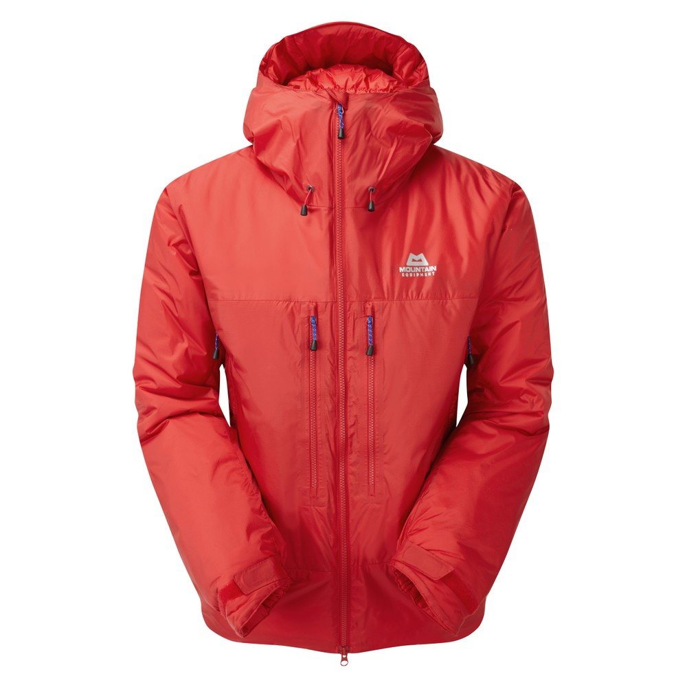 Mountain Equipment Citadel Jacket Mens Barbados Red