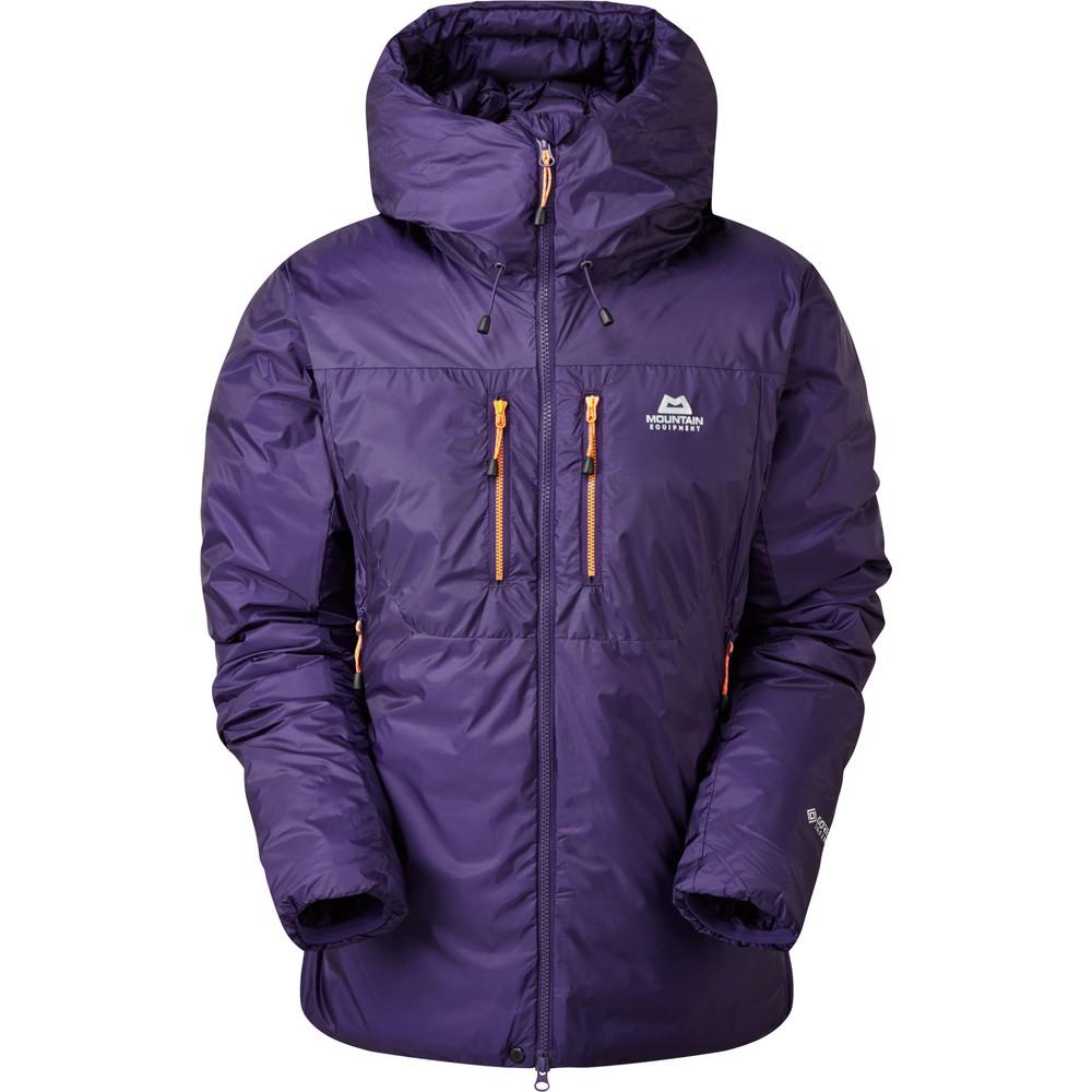 Mountain Equipment Kryos Jacket Womens Tyrian Purple