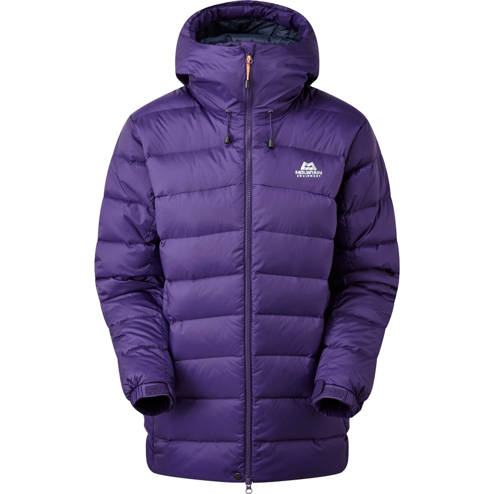 Mountain Equipment Senja Jacket Womens Tyrian Purple