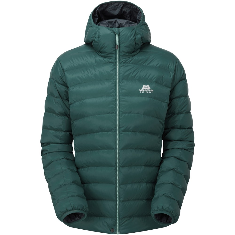 Mountain Equipment Frostline Jacket Womens Deep Teal