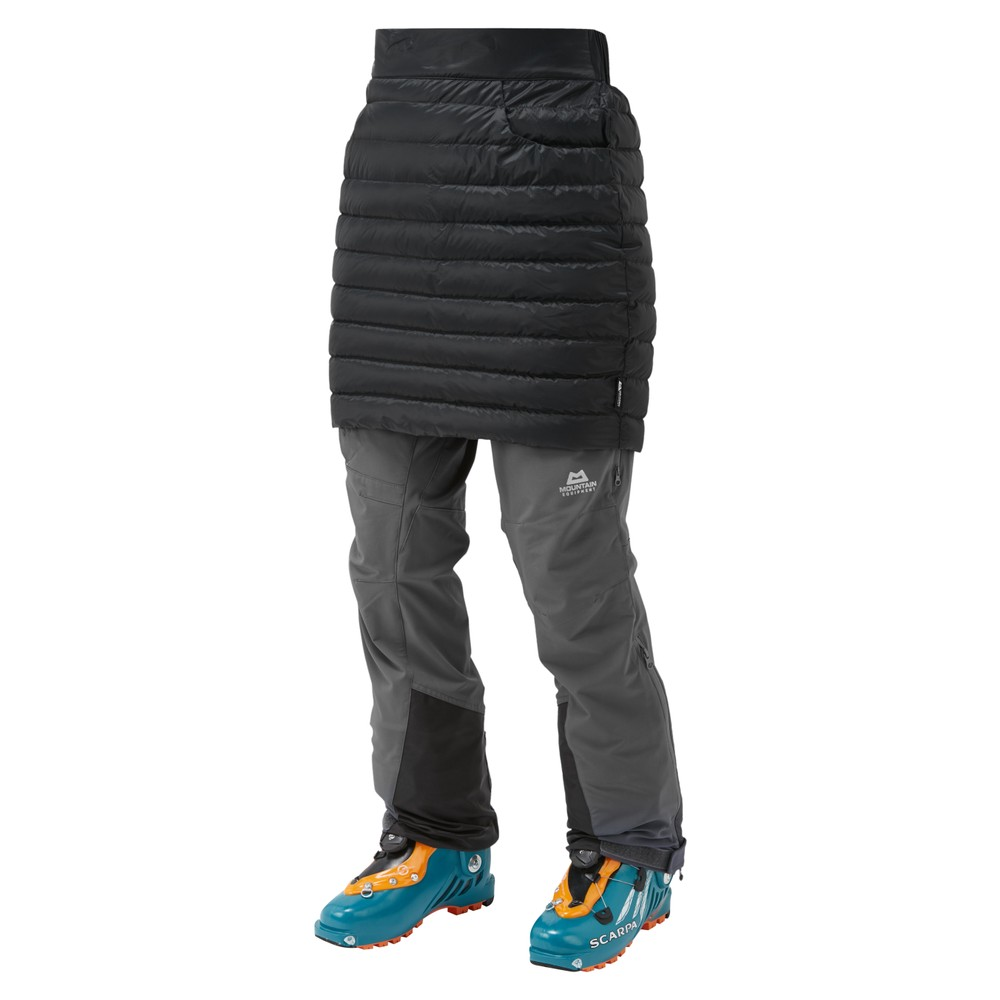 Mountain Equipment Frostline Skirt Womens Black