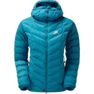 Mountain Equipment Superflux Jacket Womens in Tasman Blue