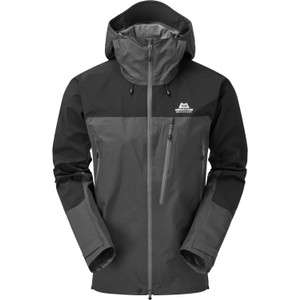 Mountain Equipment Lhotse Jacket Mens in Anvil Grey/Black