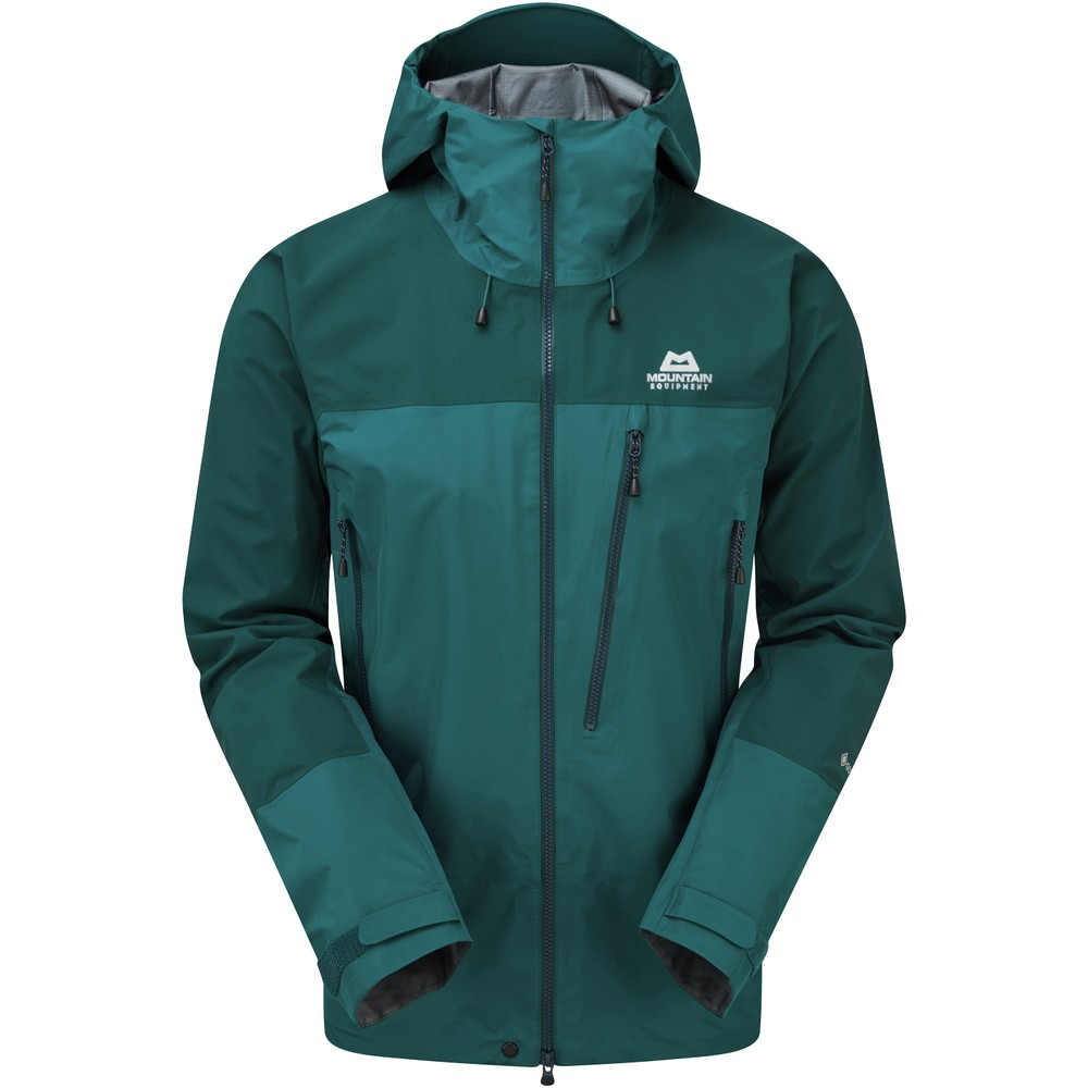 Mountain Equipment Lhotse Jacket Mens Spruce/Deep Teal
