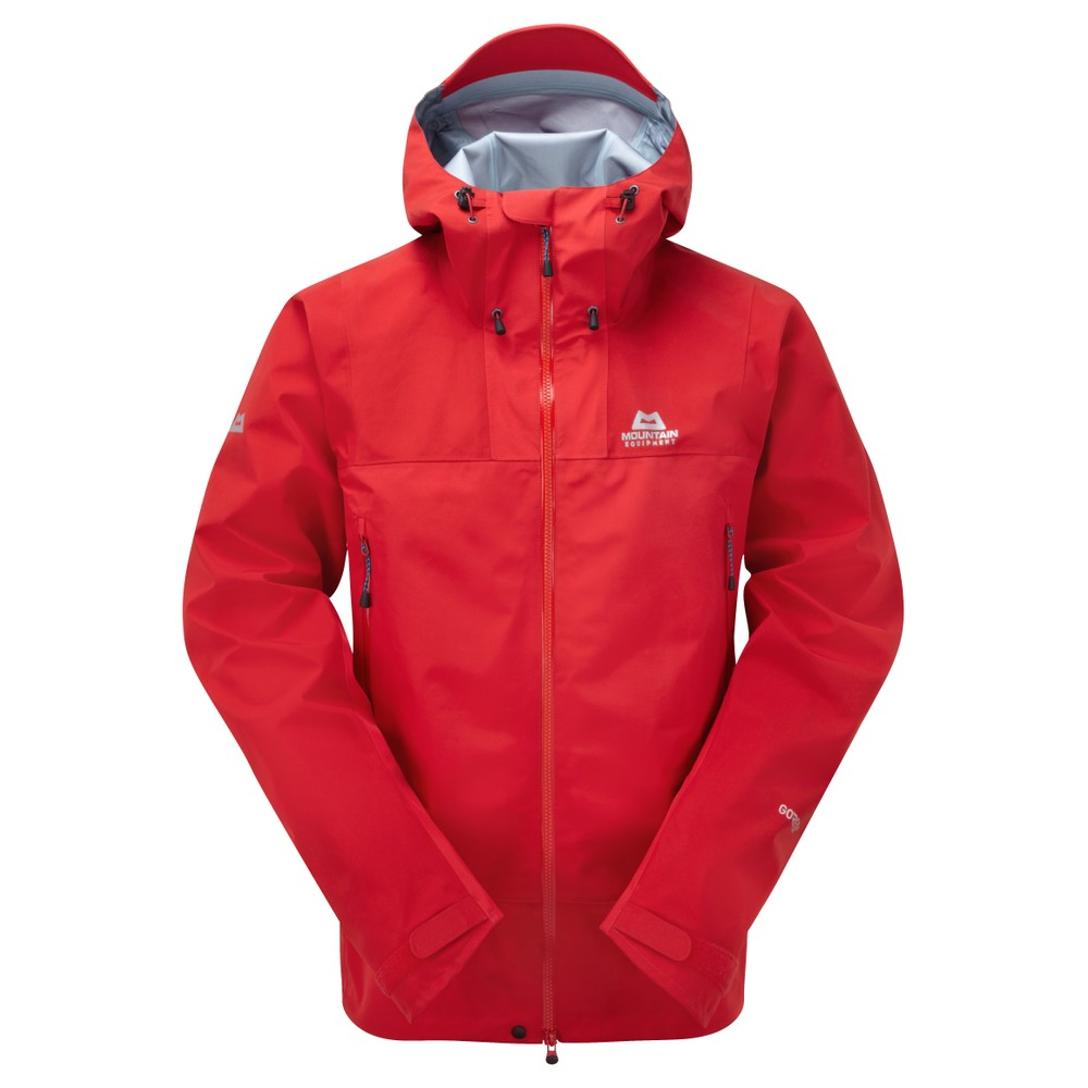 Mountain Equipment Rupal Jacket Mens Imperial Red/Crimson