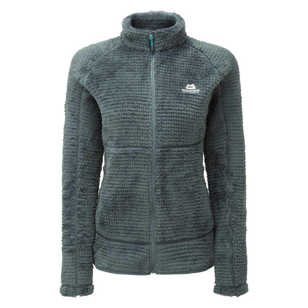 Mountain Equipment Hispar Jacket Womens Moorland Slate