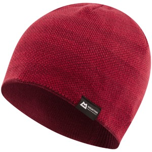 Mountain Equipment Dynamic Beanie Womens in Port/Capsicum
