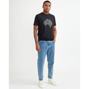tentree Australia Woodgrain T-Shirt Mens
