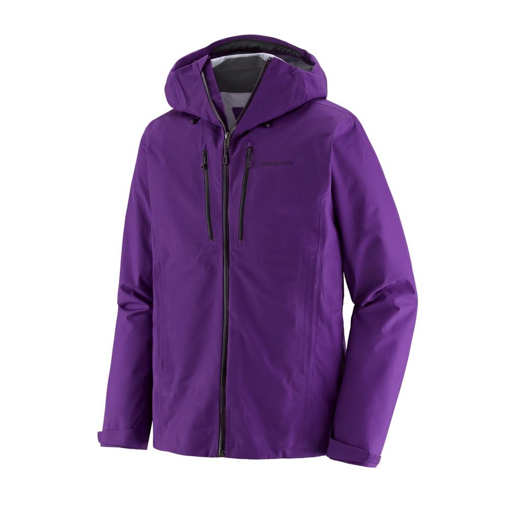 Patagonia Triolet Jacket Mens Purple