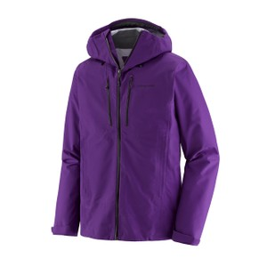 Patagonia Triolet Jacket Mens in Purple