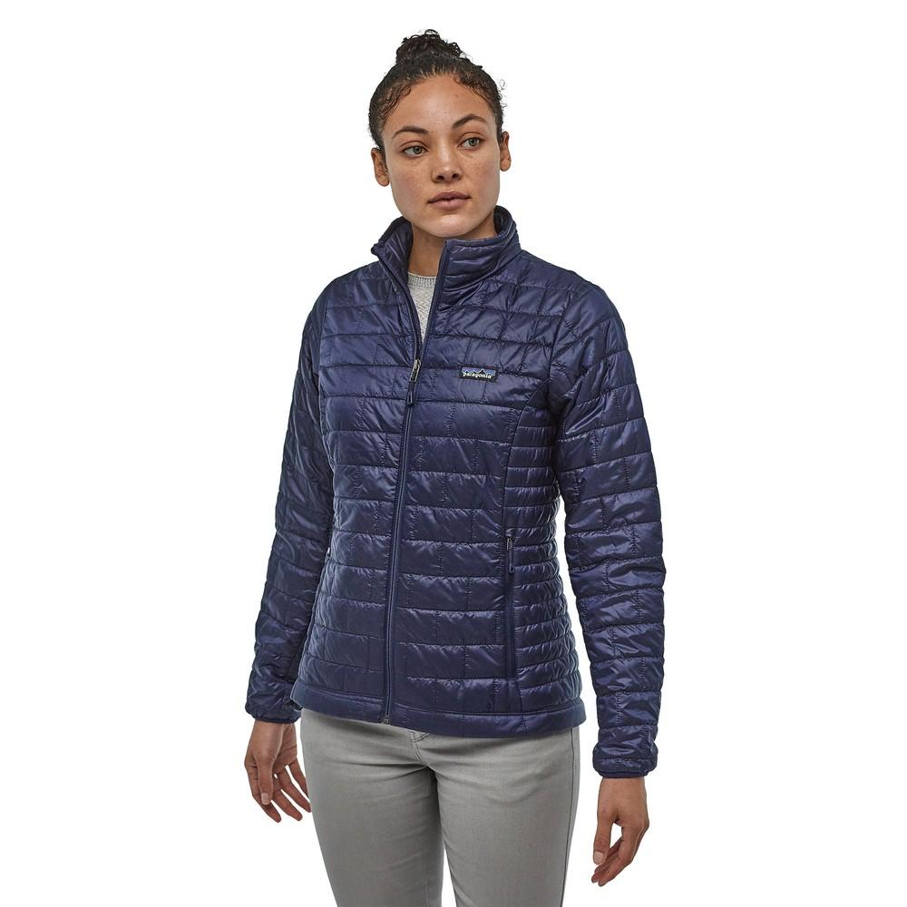 Patagonia Nano Puff Jacket Womens Classic Navy