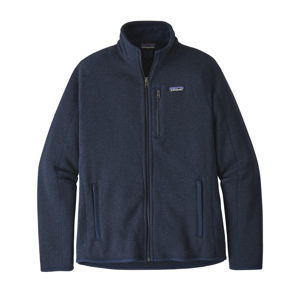 Patagonia Better Sweater Jacket Mens New Navy