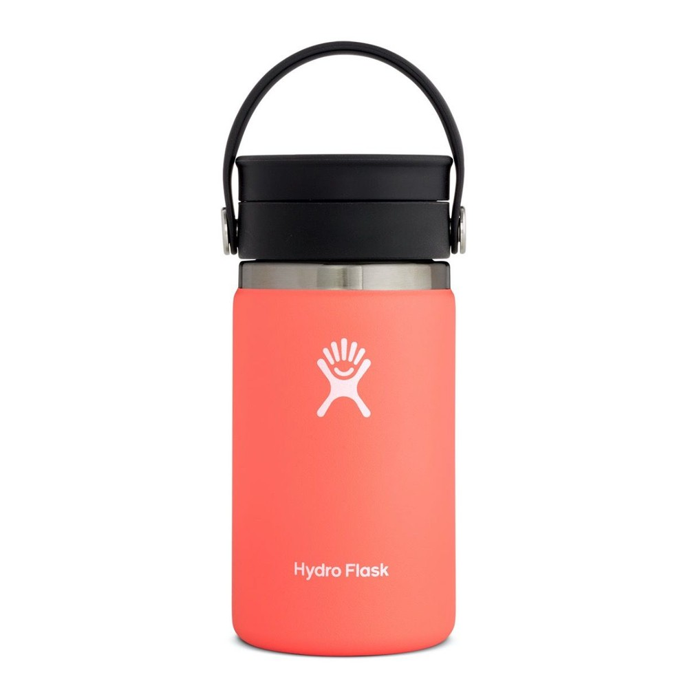 Hydro Flask 12oz Wide Mouth w/FlexSip Lid Hibiscus