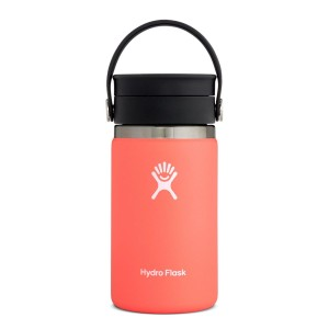 Hydro Flask 12oz Wide Mouth w/FlexSip Lid in Hibiscus