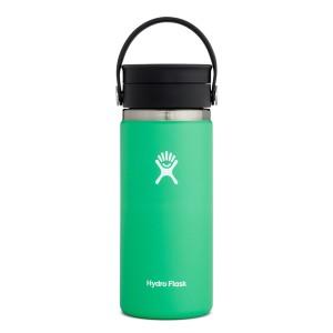 Hydro Flask 16oz Wide Mouth w/FlexSip Lid in Spearmint