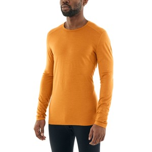 Icebreaker Oasis 200 LS Crewe Mens in Cavern