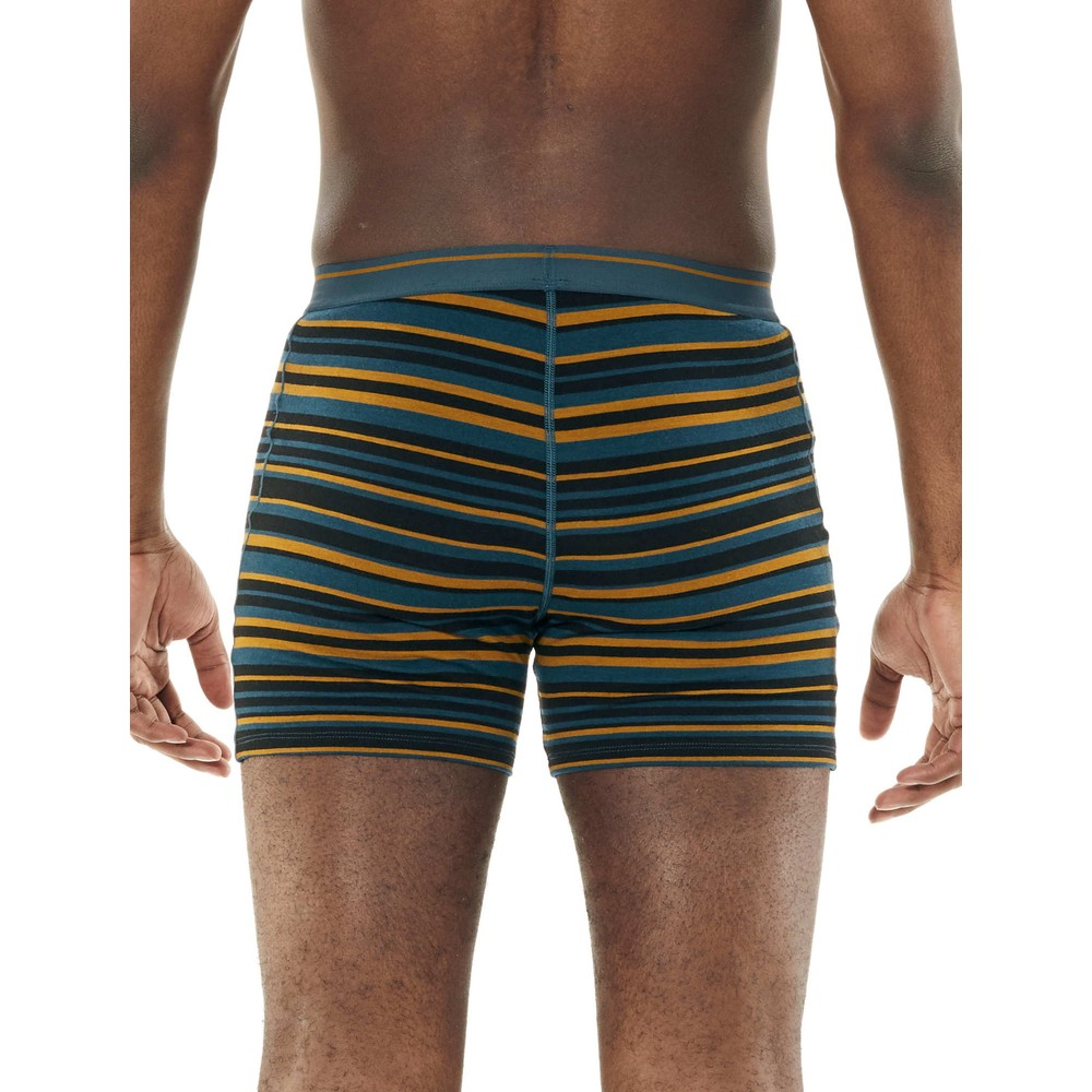 Icebreaker Anatomica Boxers Mens Curry