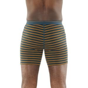 Icebreaker Anatomica Long Boxers Mens