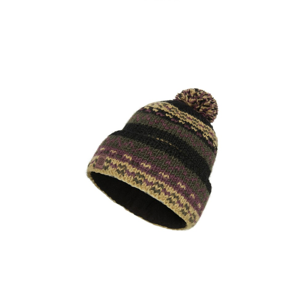 Sherpa Sabi Hat Black