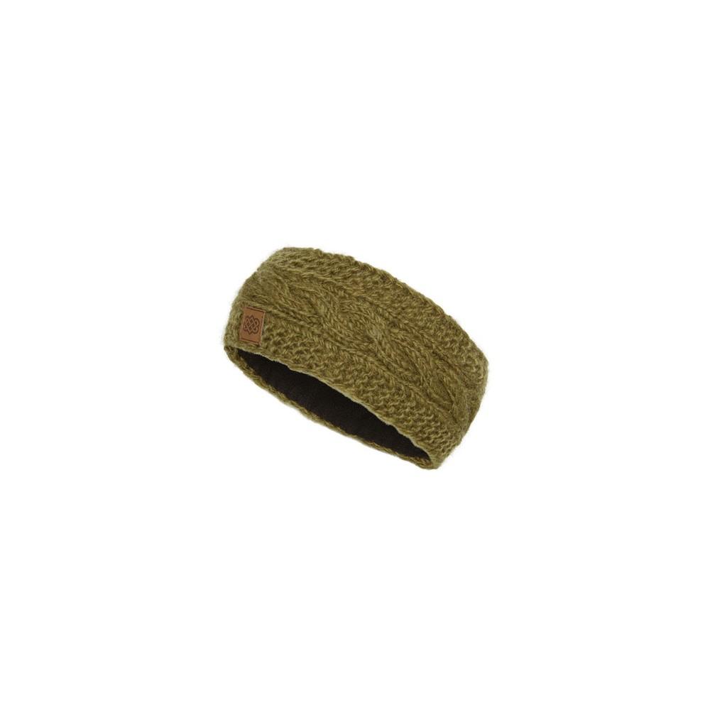 Sherpa Kunchen Headband Jeera Olive
