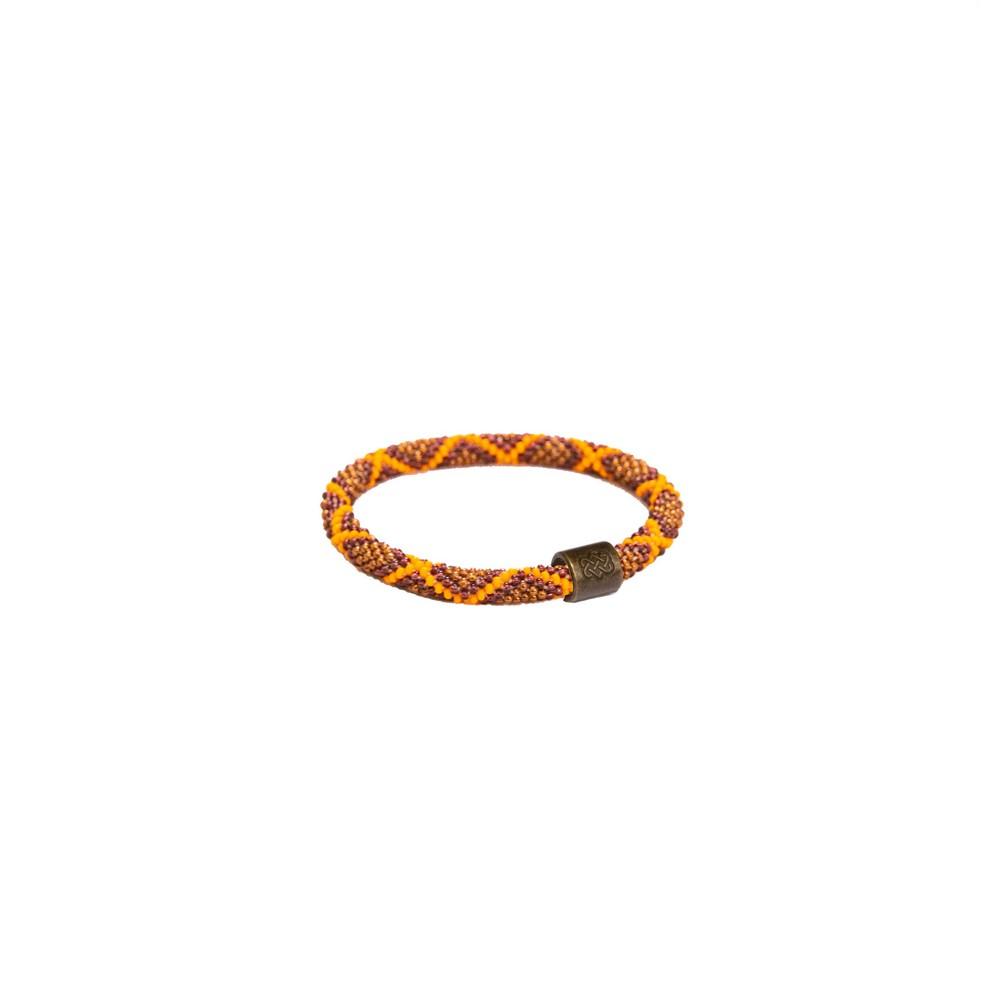 Sherpa Mayalu Mughal Roll On Bracelet Aaru Plum