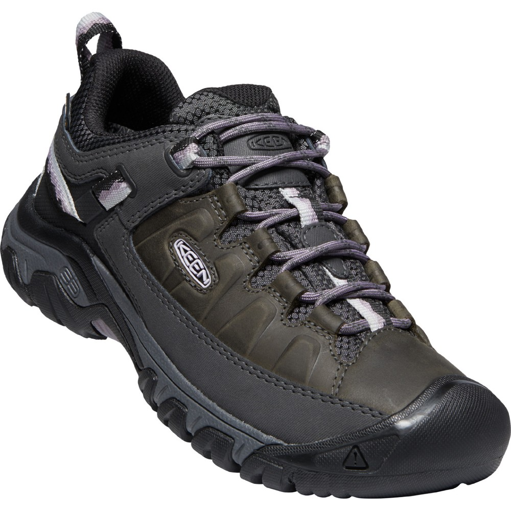 Keen Targhee III WP Womens Black/Thistle