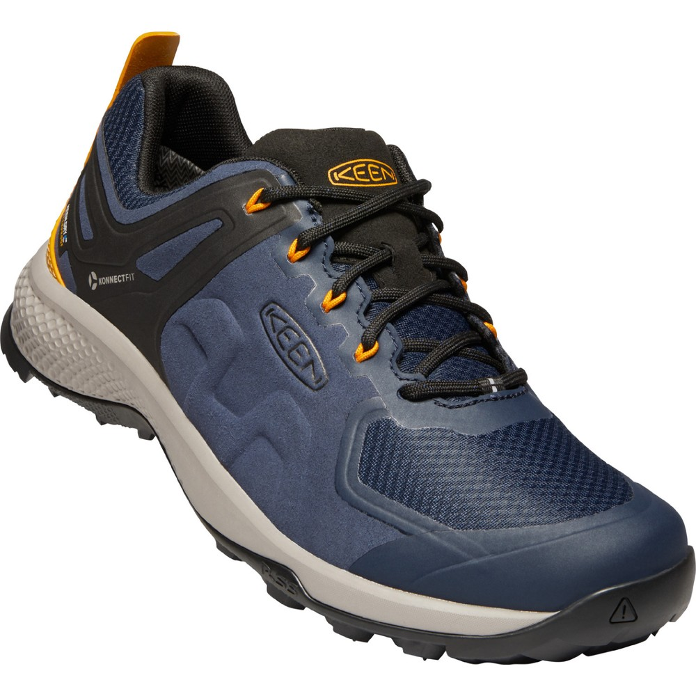 Keen Explore WP Mens Blue Nights/Picante