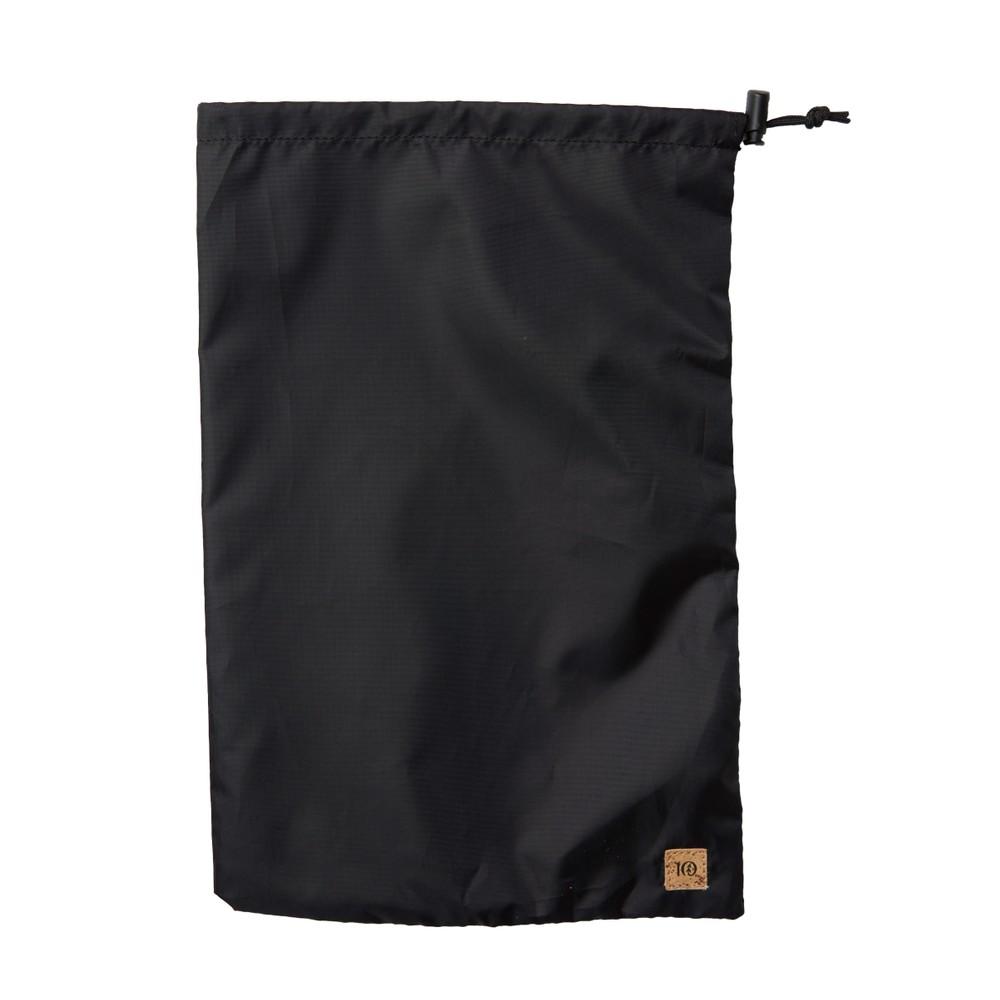 tentree Quest Travel Bags Meteorite Black