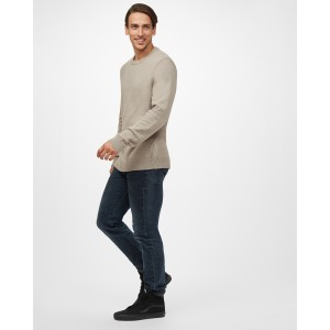 tentree Highline Cotton Crew Sweater Mens