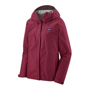 Patagonia Torrentshell 3L Jacket Womens in Roamer Red